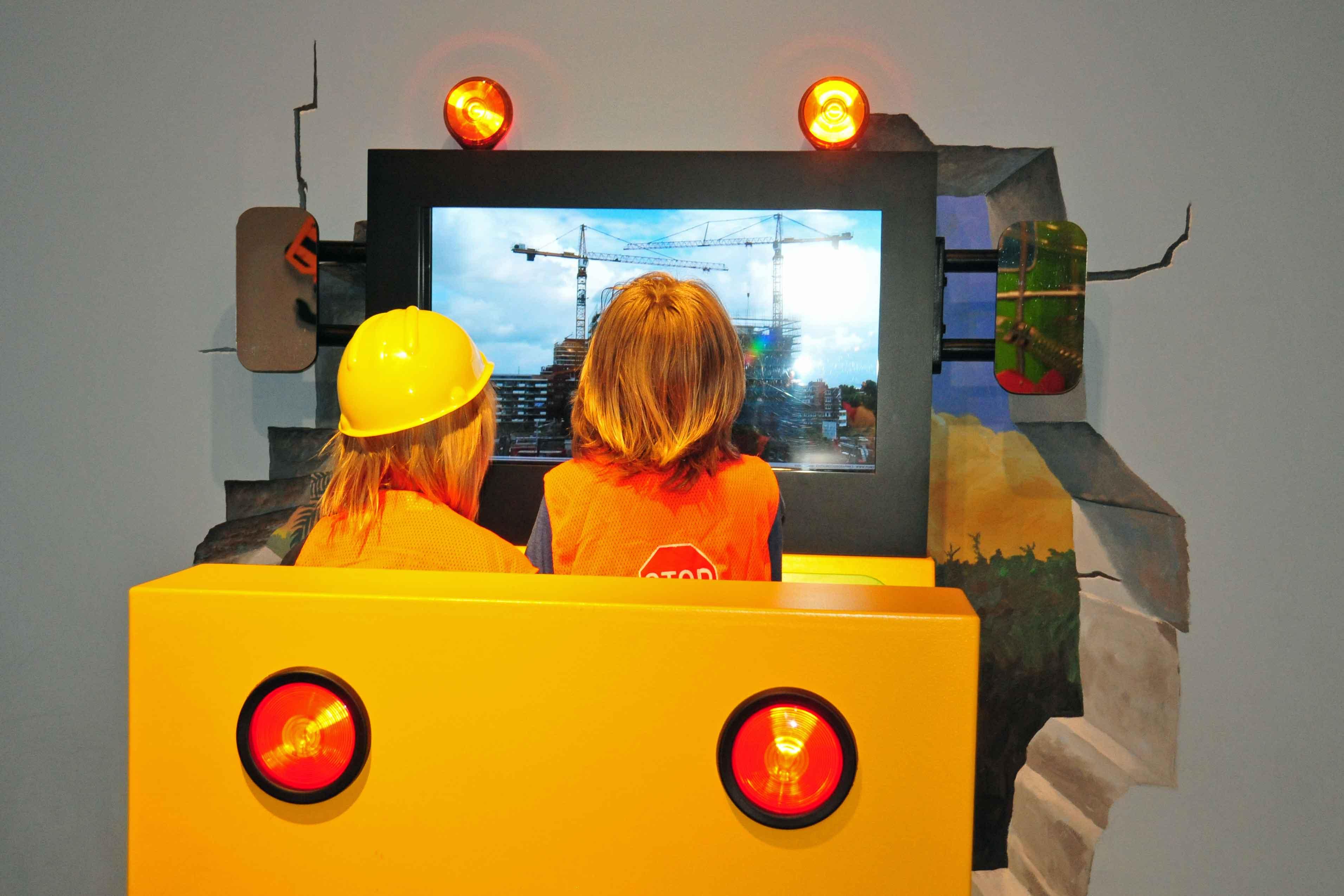 Meinen Kleinen hätte ich aus dem Miami Children's Museum nicht wieder hinaus bekommen. War aber auch für Erwachsene toll