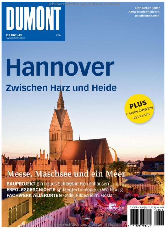 Dumont-Bildatlas - Hannover