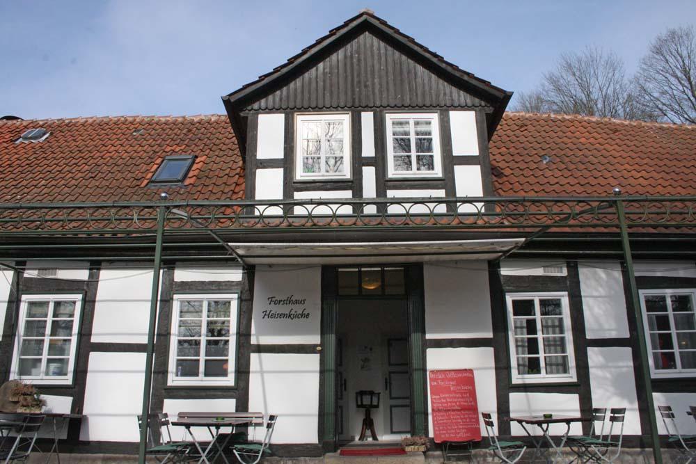 Forsthaus Heisenküche bei Hameln