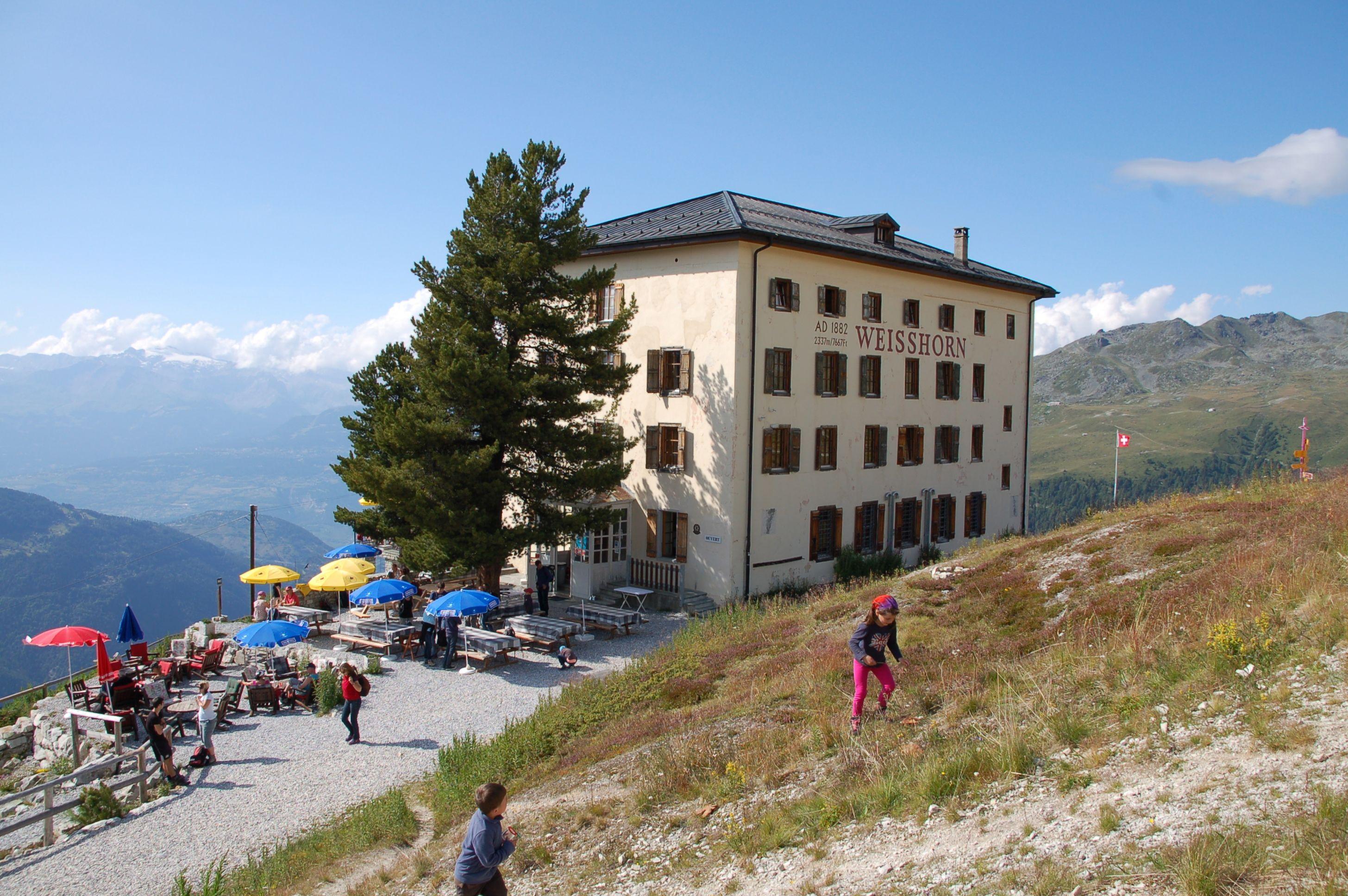 HotelWeisshorn