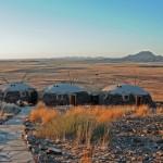 Abenteuer in Namibias roten Dünen