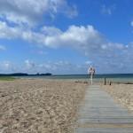 Segeln auf der Ostsee: Flunkerfische fangen