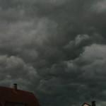 Gewitter: Wolkentheater