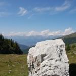 Planetenweg Wallis: Wandern, von einem Planeten zum andern
