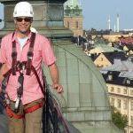 Über den Dächern Stockholms