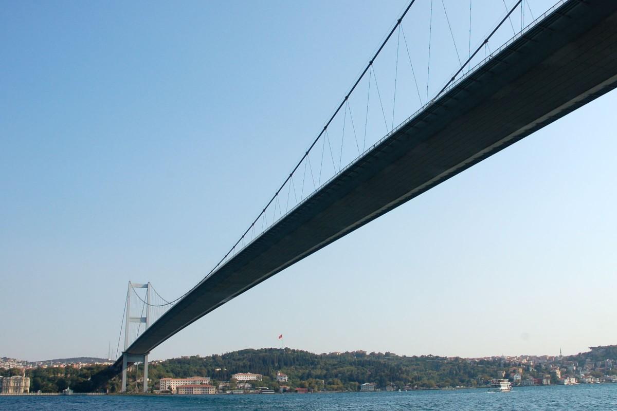 Istanbul_Brücke_Bosporus