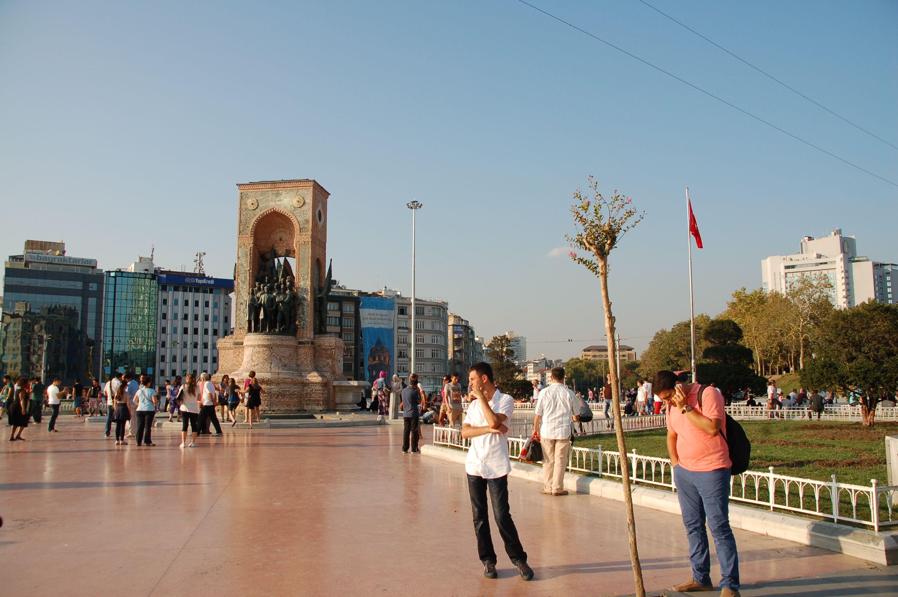 Istanbul_Taksim