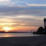 Magische Momente an der Elbe