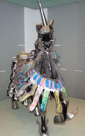 Das Entdecker-Pferd