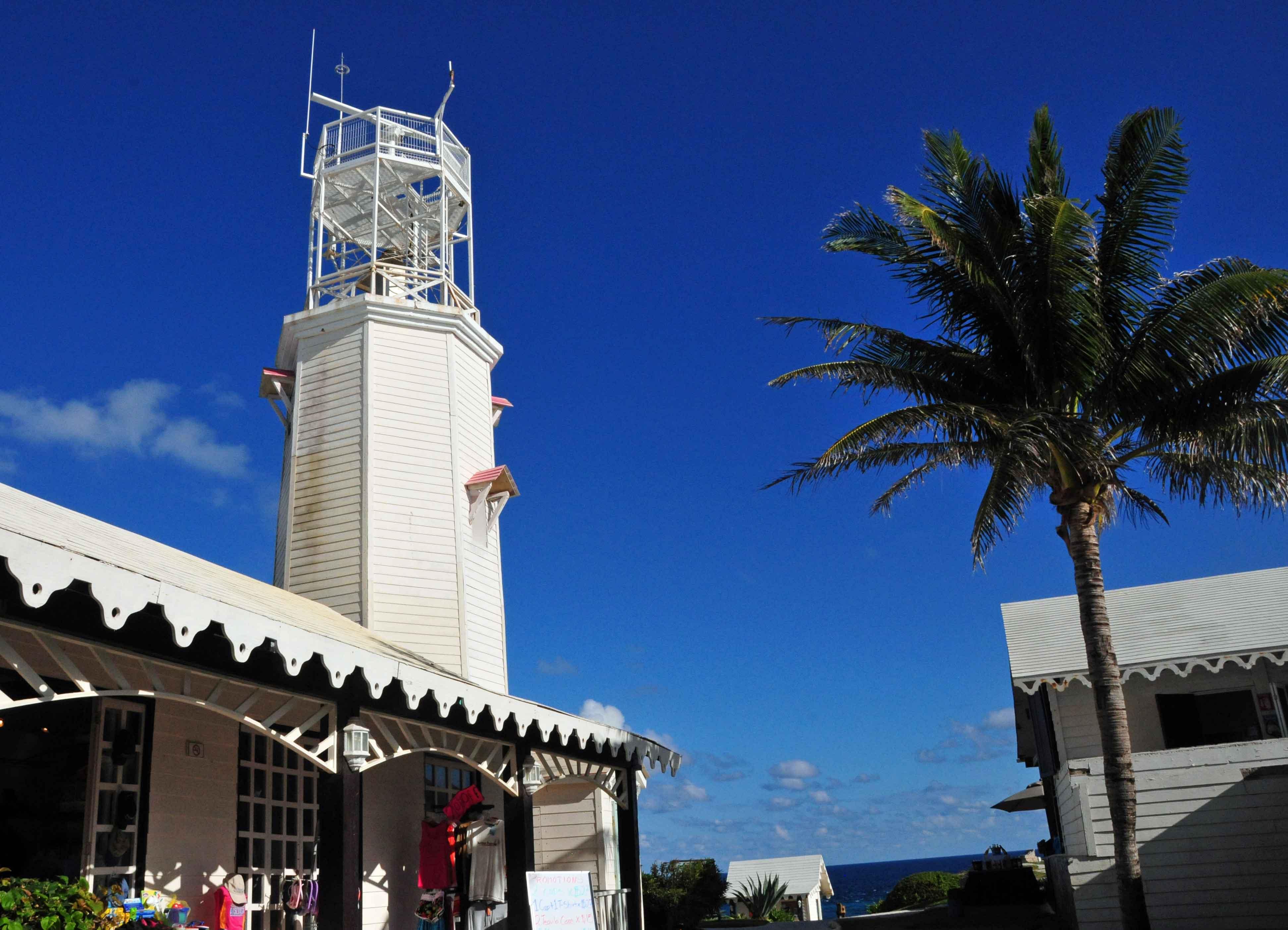 Leuchtturm auf der Isla Mujeres.