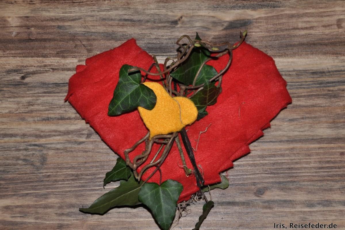 Ein Herz zum Valentinstag - und zum schönsten Liebeslied der Welt