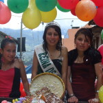 Karneval in Ecuador: Mit Wasser, Mehl und Rasierschaum