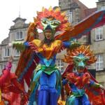 Karneval mal anders: Bremen im Sambafieber [+ Video]