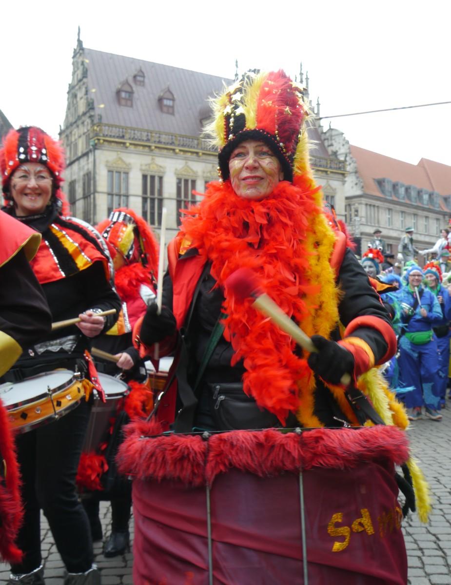 Karneval in Bremen 2