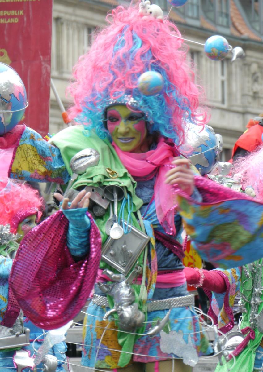 Karneval in Bremen 1