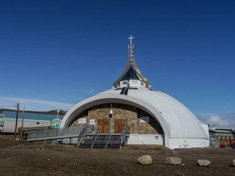 Iglu-Kirche Iqaluit