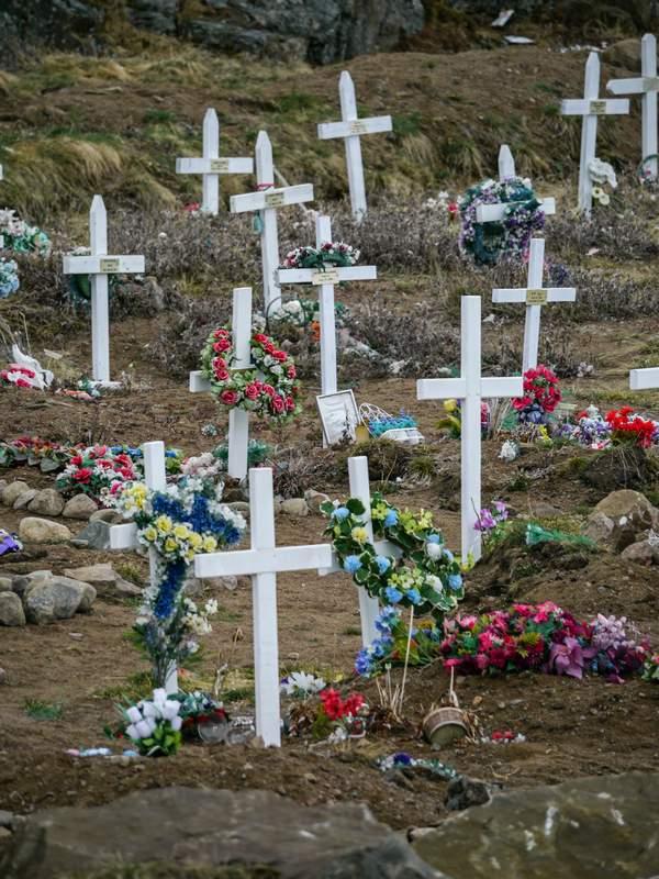 Friedhof Iqaluit