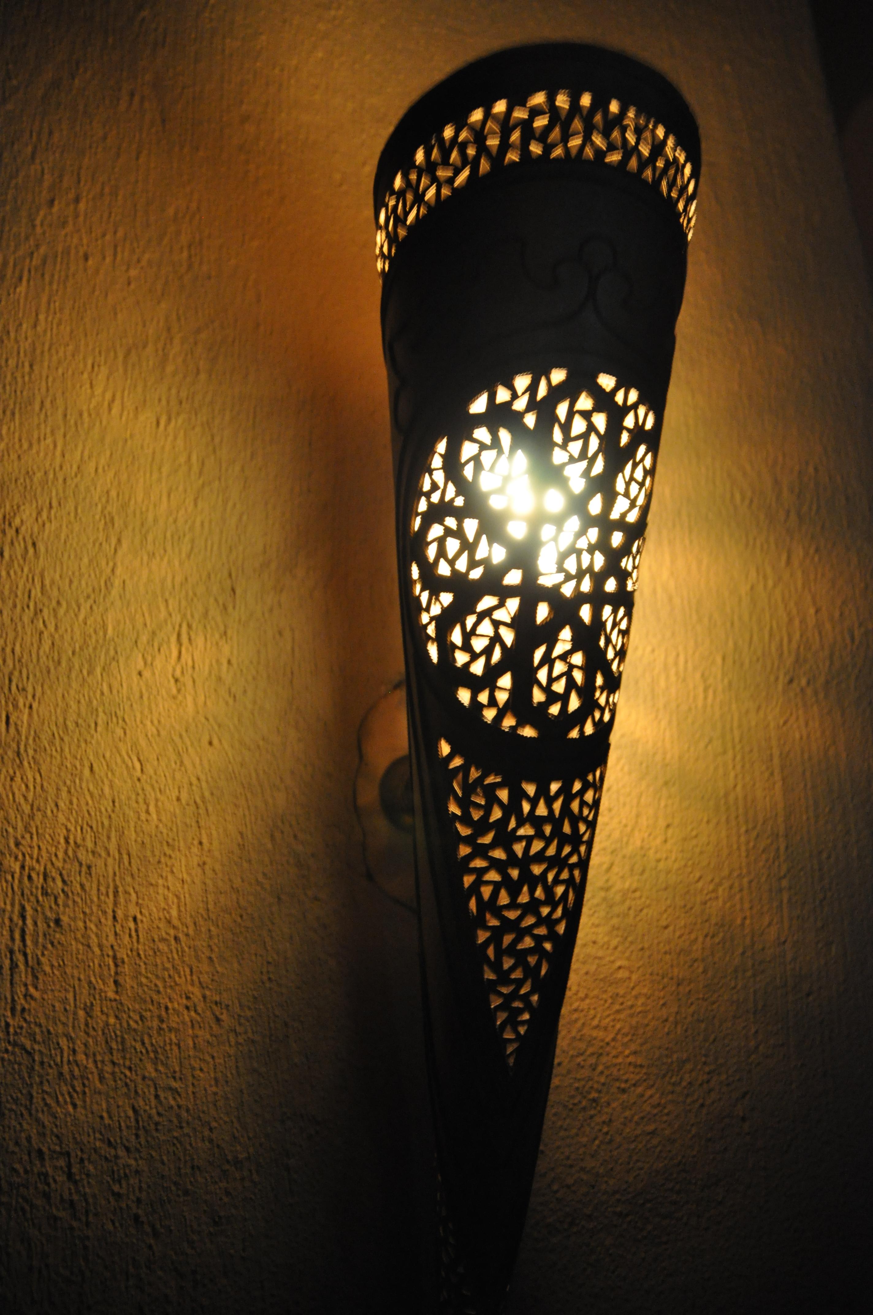 Lampe1 in Marokko, Hotel Mazagan