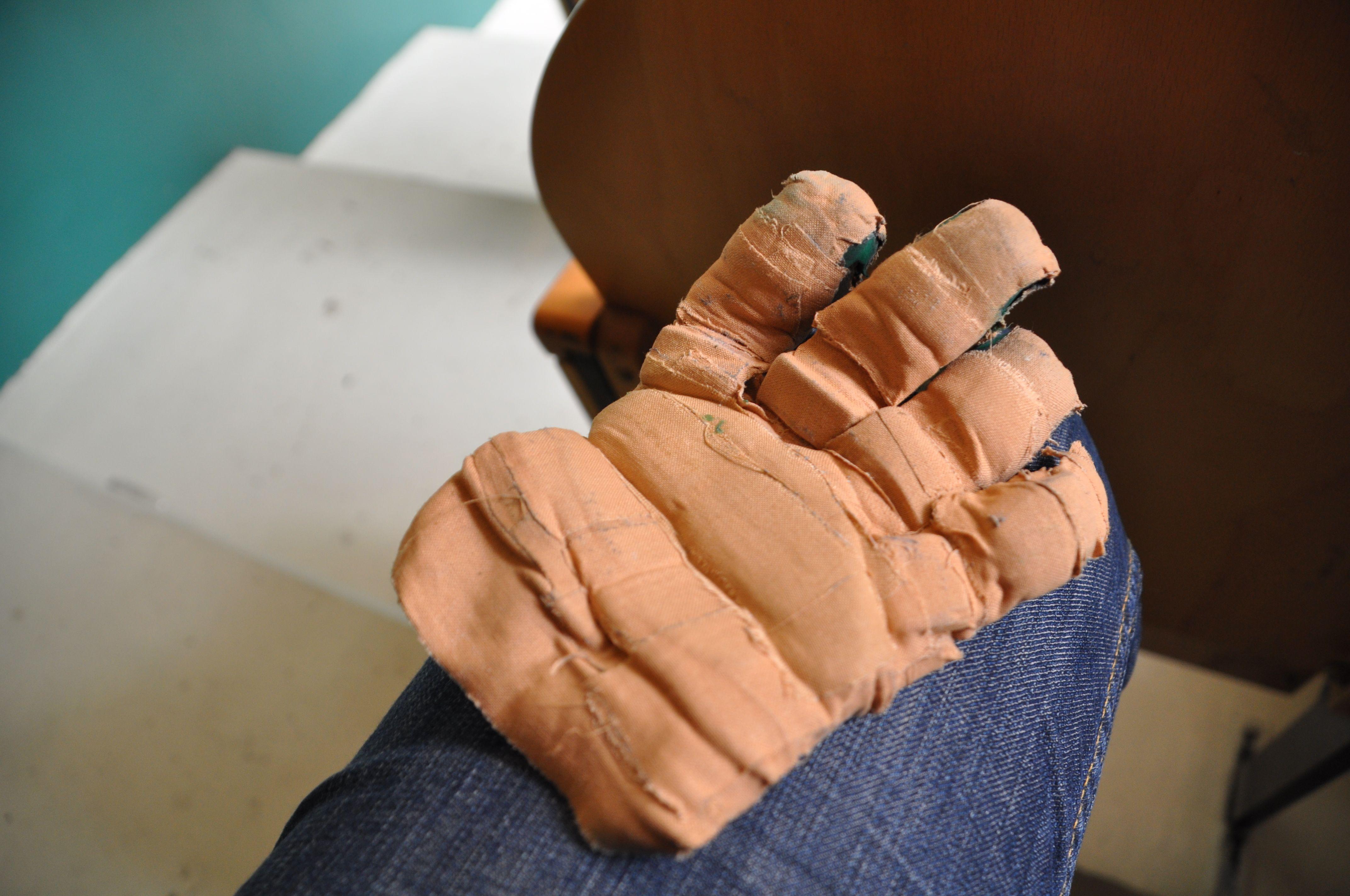 Pelota Tape Schutz Handschuh