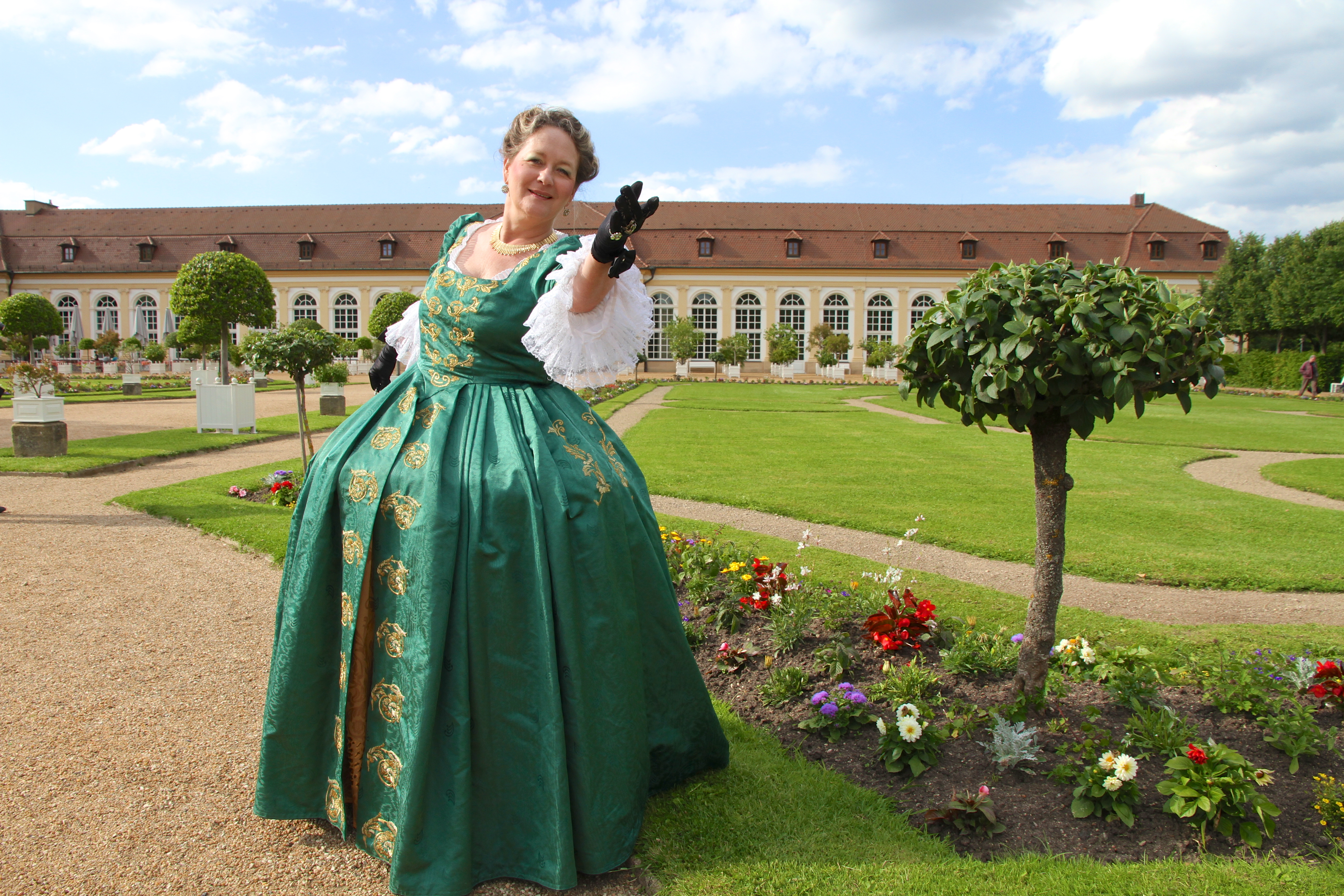 Ansbach, Franken, Gärten, Reisefeder, Reisen, blog