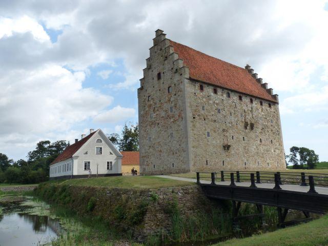 Glimmingehus - Schöner Wohnen im Mittelalter