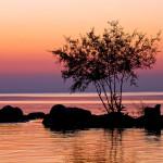 Malawi-Geheimtipp zwei: Sonnenuntergang am Malawisee