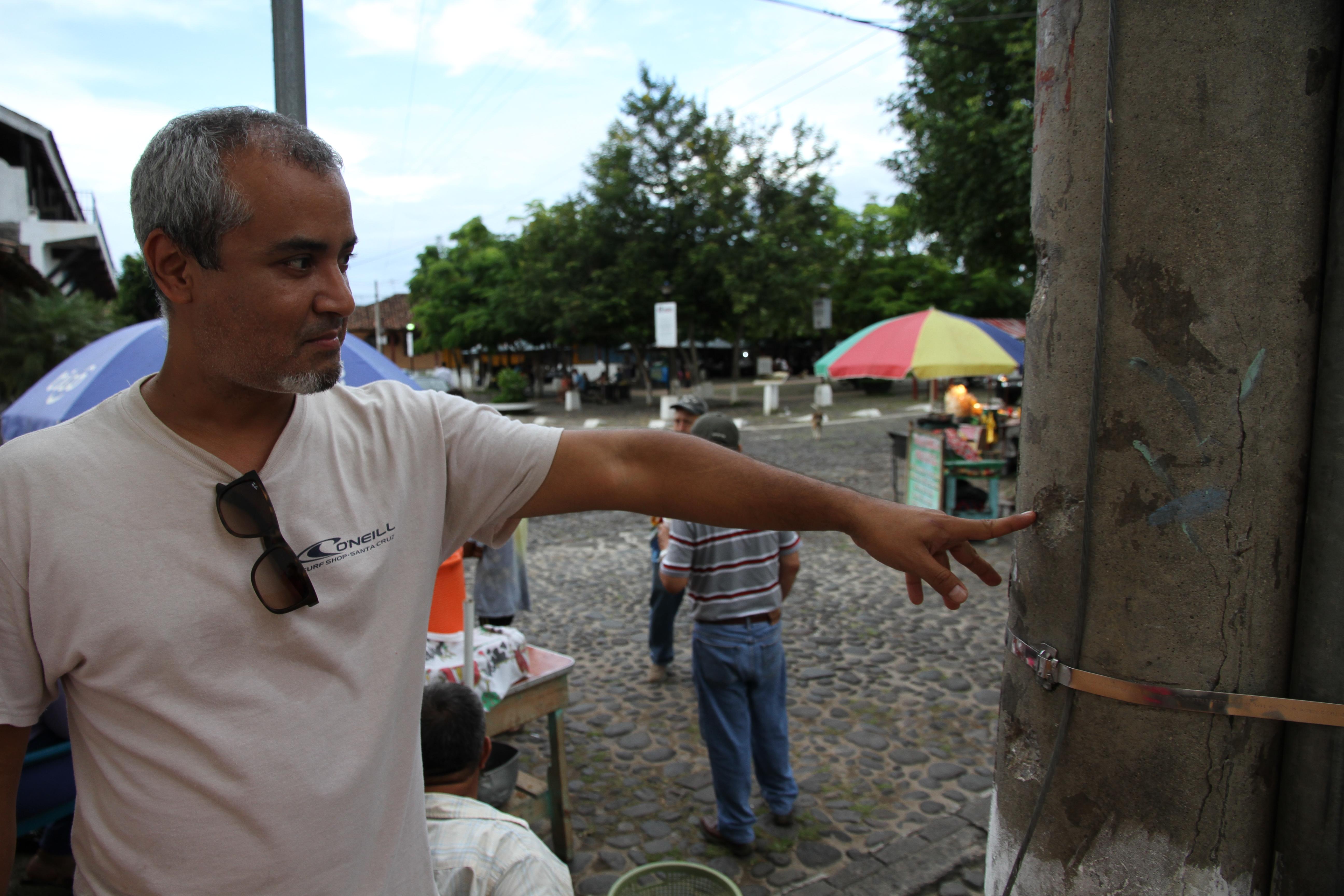 Indigo, Reisen, Reisefeder, travel, travelblog, Reiseblog, Zentralamerika, El Salvador, Suchitoto, Workshop, Handwerk