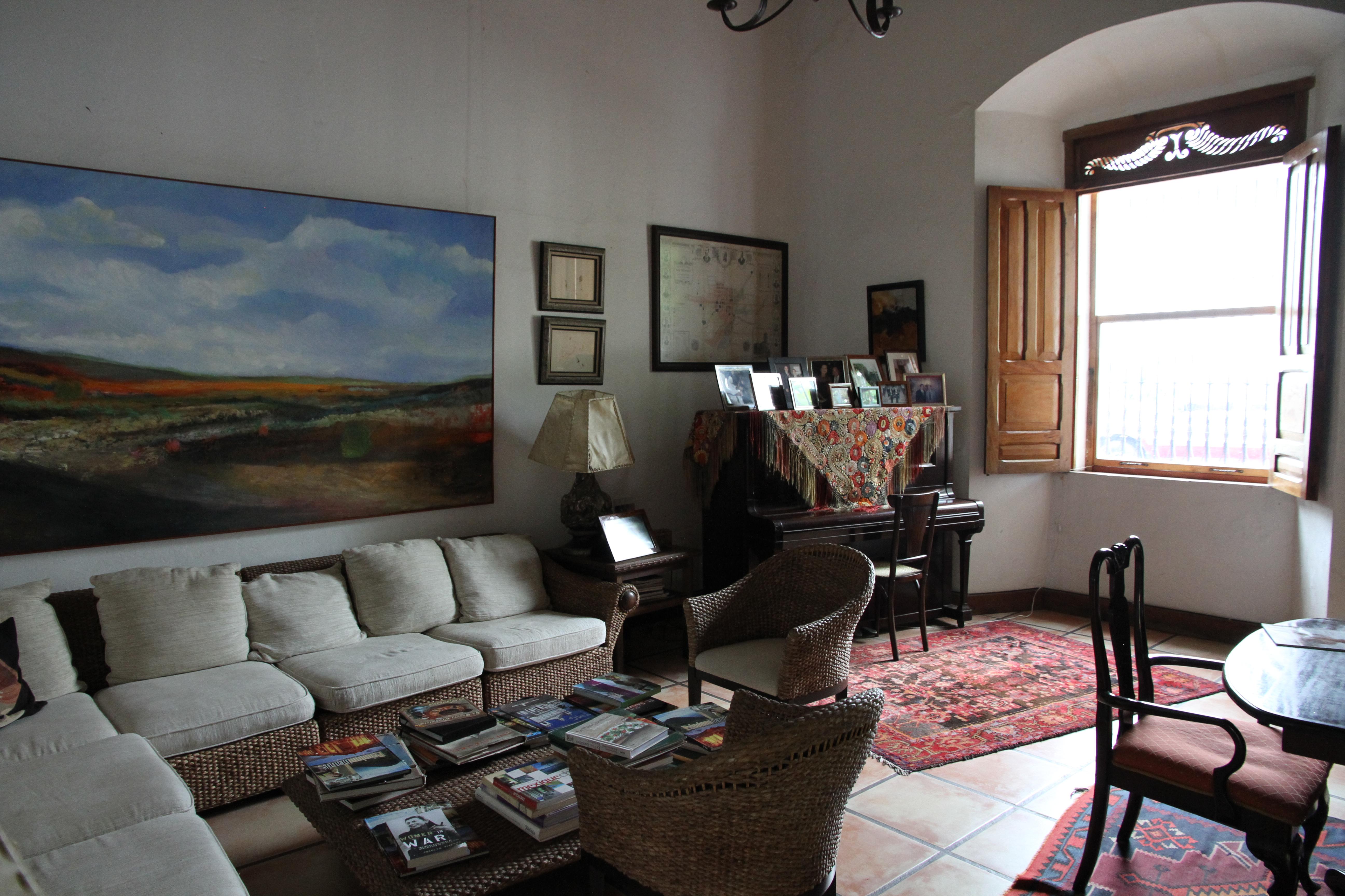 Indigo, Reisen, Reisefeder, travel, travelblog, Reiseblog, Zentralamerika, El Salvador, Suchitoto, Hotel