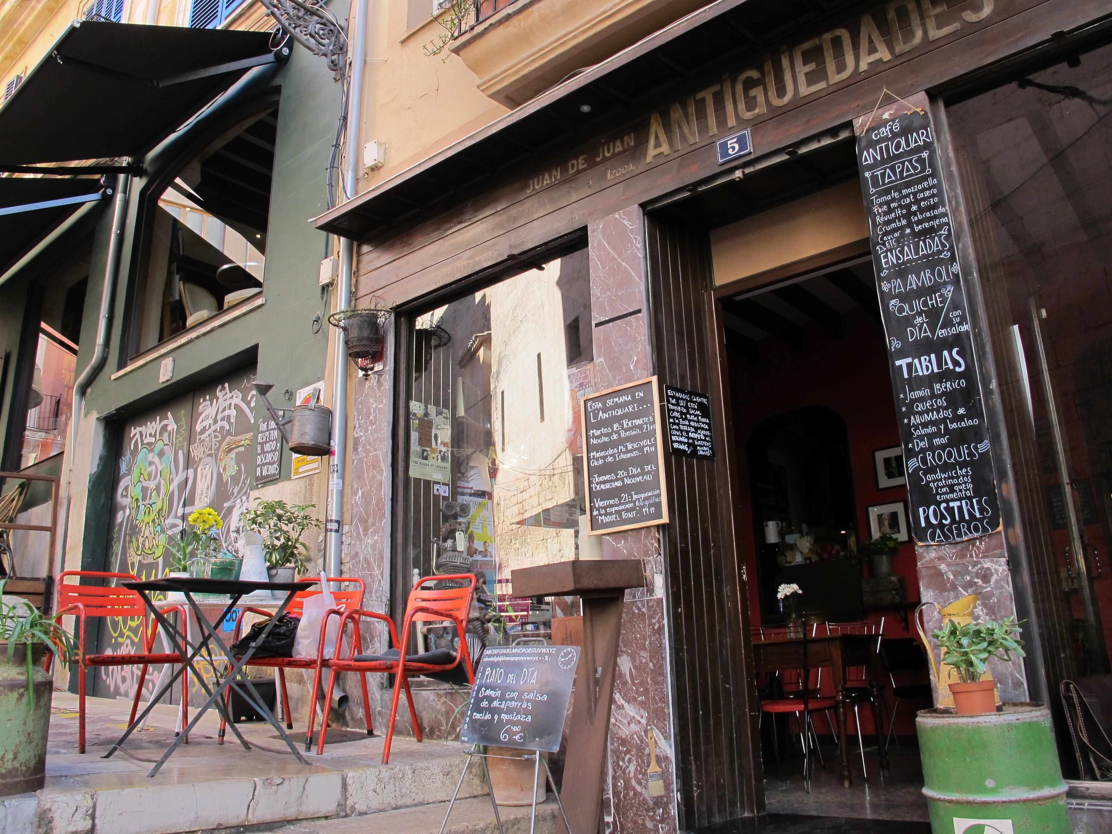 Reisefeder, Reise, Travel, Travelblog, Spanien, Mallorca, Palma, Altstadt