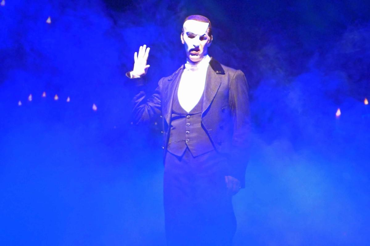 Und es singt immer noch - großartig. Das Phantom der Oper, das am längsten gespielte Musical am Broadway