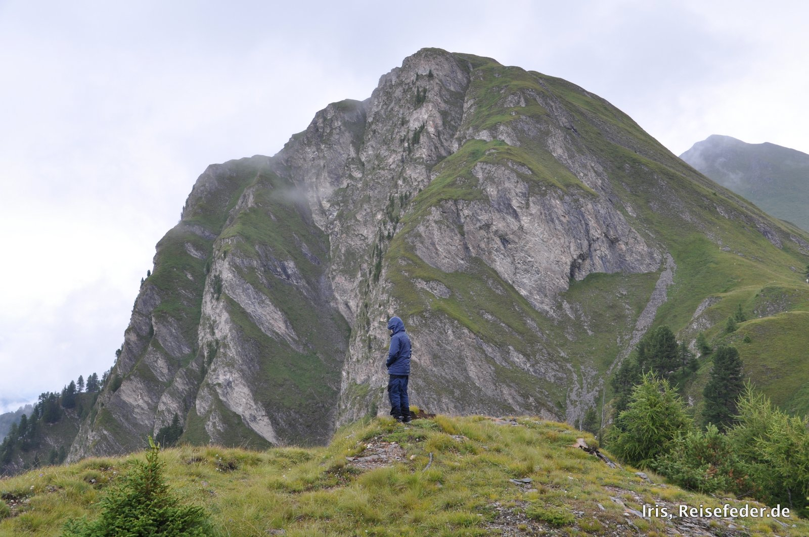 Bergeinsamkeit Edelweißsteig
