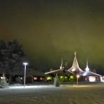 Rovaniemi: Zu Besuch beim Weihnachtsmann