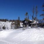 Norwegen: Abenteuerliche Schneeschuhtour am Gaustatoppen