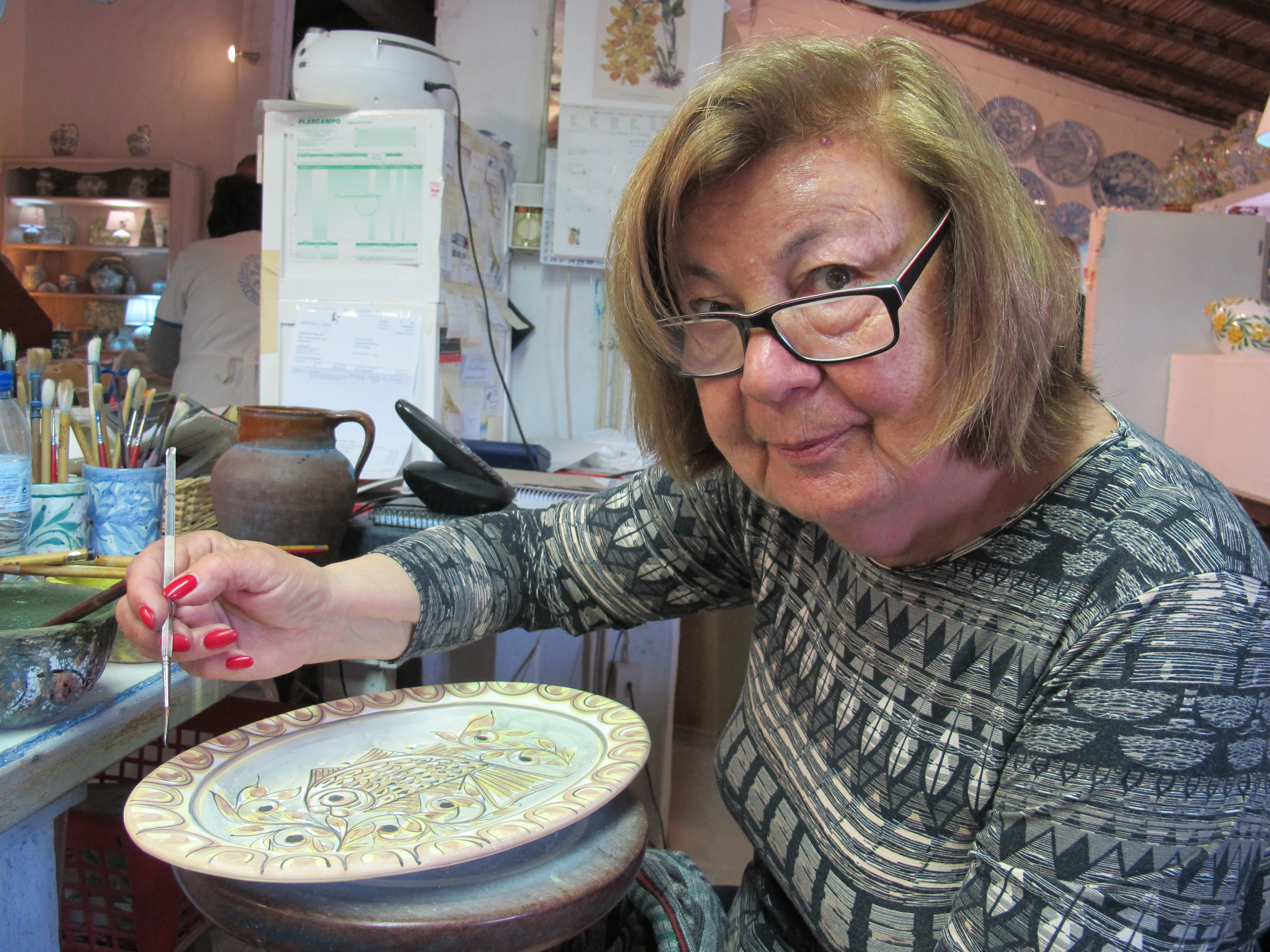 Töpfern, Keramik, Portugal, Algarve, Handwerk, Handwerkskunst, Reisefeder, blog, travelblog, Reiseblog