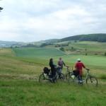 Mit dem E-Bike im Pottland