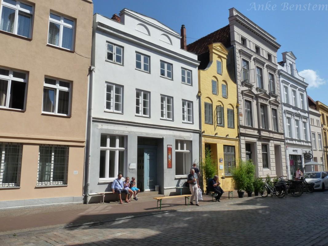 Reisefeder Eis Lübeck