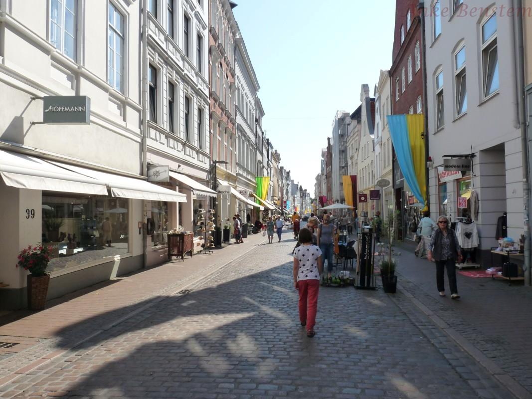 Reisefeder Lübeck Hüxstraße
