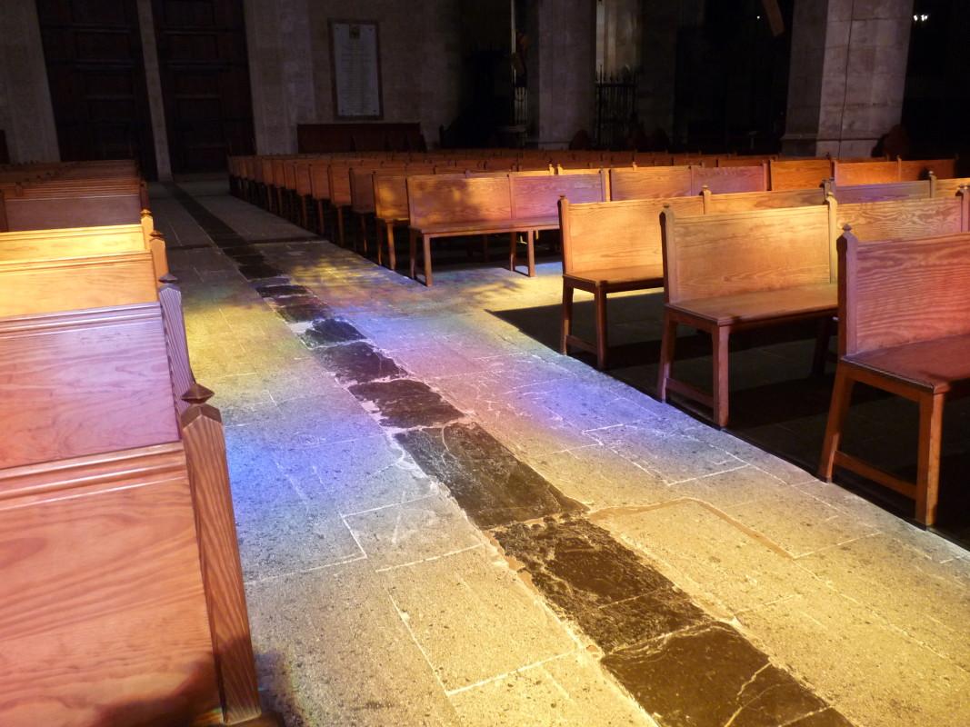 Magisches Licht in der Kathedrale La Seu