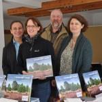 Lüneburger Heide: Buchvorstellung auf dem Tütsberghof