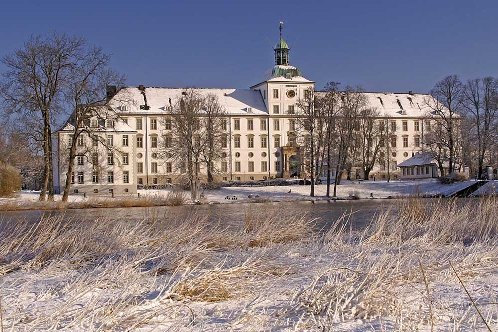 Schloss Gottorf, Schleswig, Norddeutschland