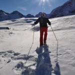 Pitztaler Gletscher: Winter im Herbst