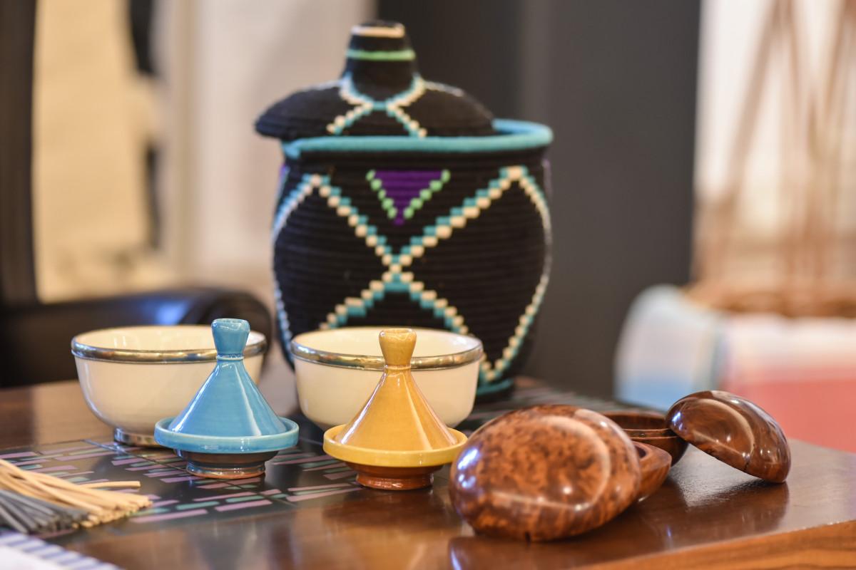 Accessoires aus Marokko