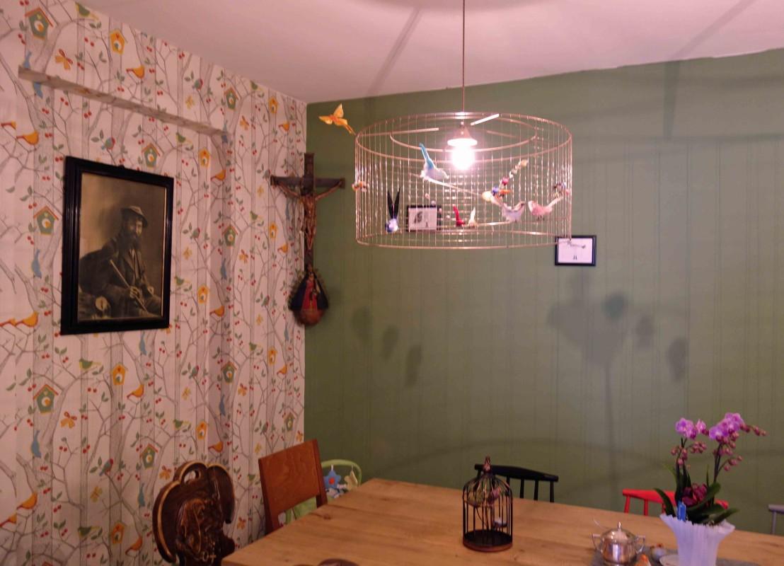 Die gute Stube im Familotel Leiners in Garmisch-Partenkirchen