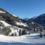 Tiroler Lechtal: Winterzauber pur