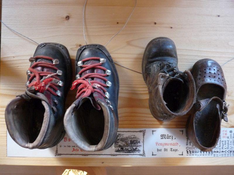 Schwabenkinder-Schuhe
