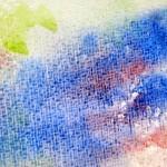 Wenn der Regen bunte Bilder malt