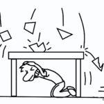 Was tun bei einem Erdbeben?