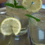 Der Hit gegen Hitze: Selbstgemachte Minz-Zitronen-Limonade