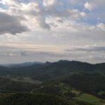 Mit dem Heißluftballon über den katalanischen Pyrenäen
