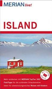Buchcover Island Merian Live!